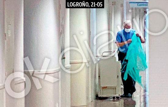 شاهدوا صور تنشر لأول مرة من داخل المستشفى الذي يوجد به زعيم جبهة البوليساريو بإسبانيا