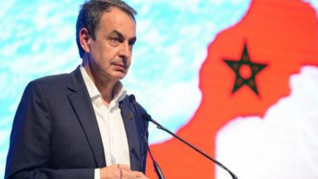 """""""ثاباطيرو"""" يطلب من الحكومة الإسبانية الاعتراف بمغربية الصحراء"""