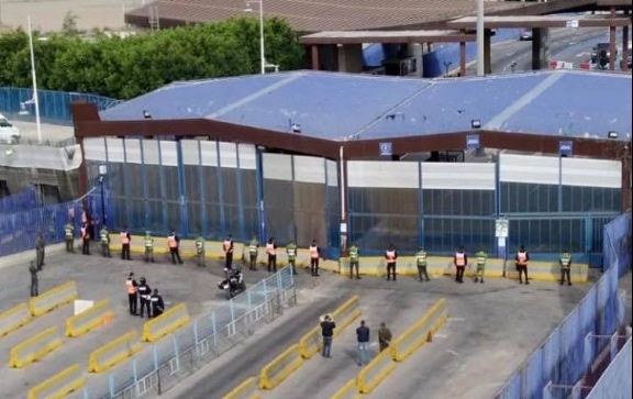 قرار جديد للداخلية الإسبانية بخصوص فتح معبر مليلية المحتلة