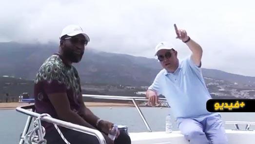 شاهدوا روبرتاج القناة الأولى.. زرو وحاكم ولاية مموباسا يقومان بجولة داخل بحرية مارتشكا