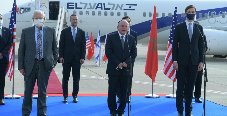 هذا موعد انطلاق الرحلات الجوية بين المغرب وإسرائيل