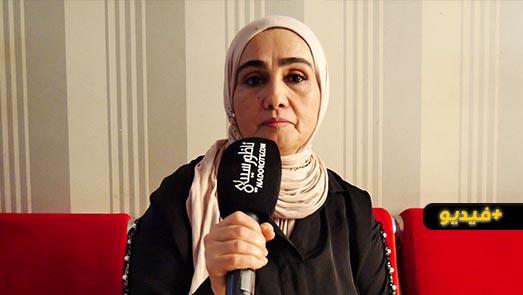 وفاء الرحموني: لا أحد له الوصاية علي.. وقيادات الحركة الشعبية تساندني للانتخابات البرلمانية