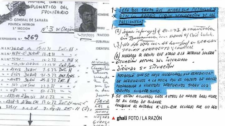 صحيفة إسبانية تنشر وثائق مخابراتية سرية تكشف أسباب تورط الحكومة الإسبانية مع زعيم البوليساريو