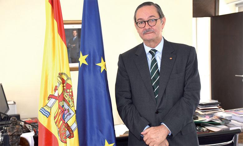 المغرب يطرد سفير اسبانيا بالرباط