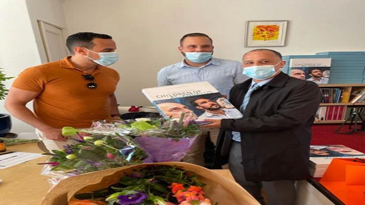 إبراز قيم التسامح و التعايش بالمغرب في لقاء بامستردام