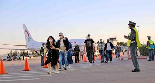 رسميا.. استئناف الرحلات الجوية من وإلى المغرب ابتداءً من هذا التاريخ