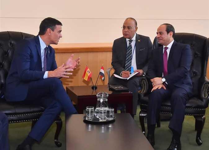 """إسبانيا تلجأ إلى """"السيسي"""" للتوسط لدى المغرب قصد حل الأزمة الديبلوماسية بين البلدين"""