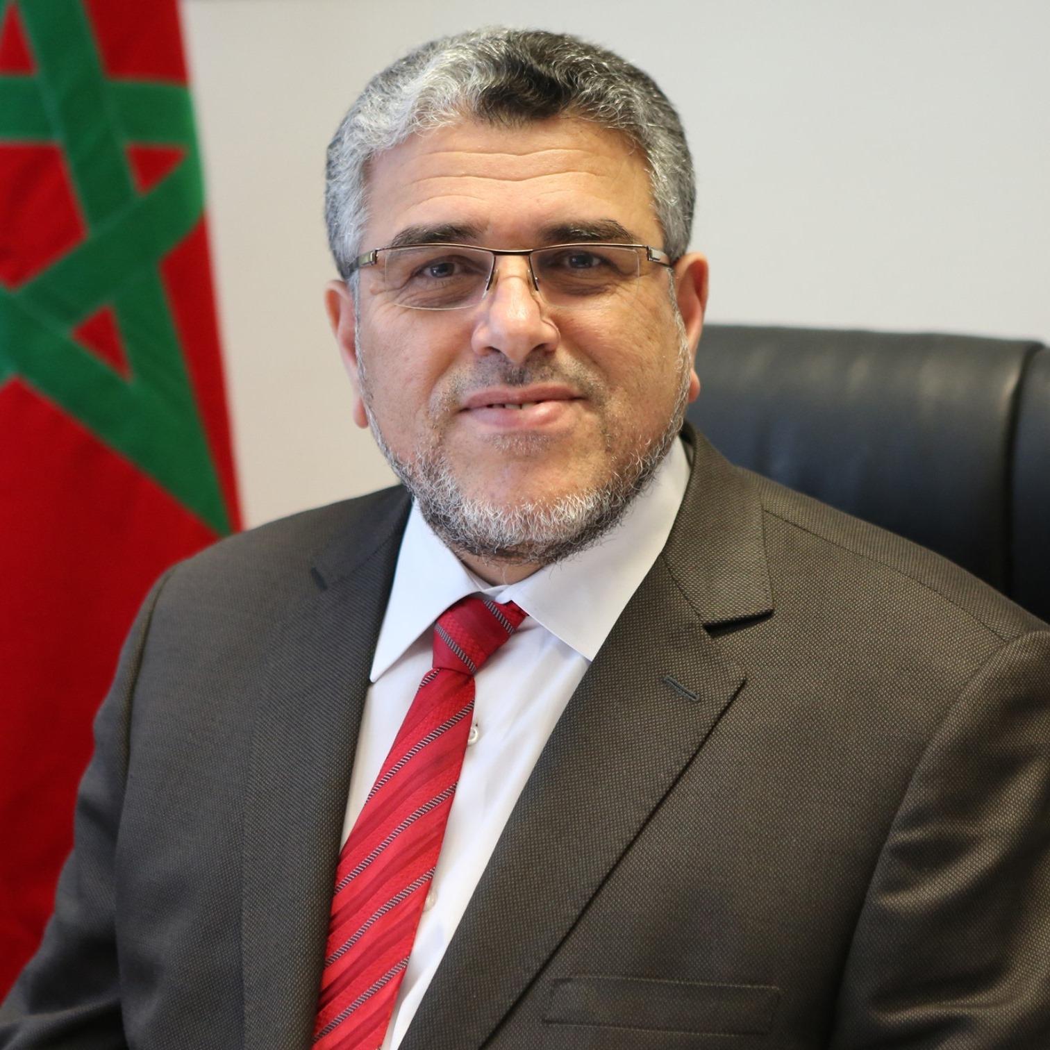 """رسالة """"غامضة"""" من """"الرميد"""" بعد تداول خبر استقالته من العدالة والتنمية"""