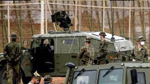 رئيس الحكومة الإسبانية يرفض خطة وزارة الدفاع الخاصة بمليلية وسبتة
