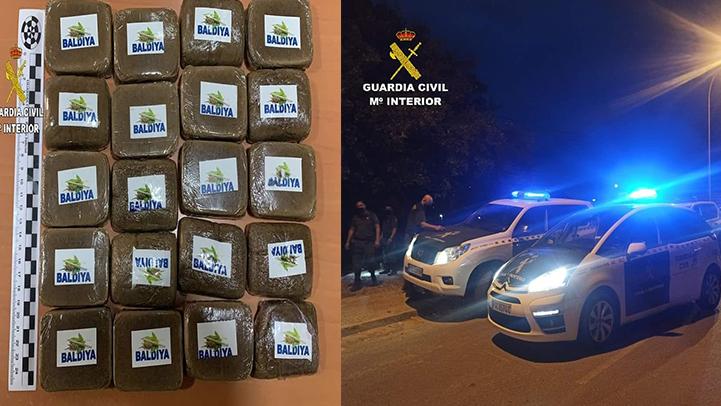 هل تحولت الحدود بين الناظور ومليلية إلى نقطة لتهريب المخدرات؟