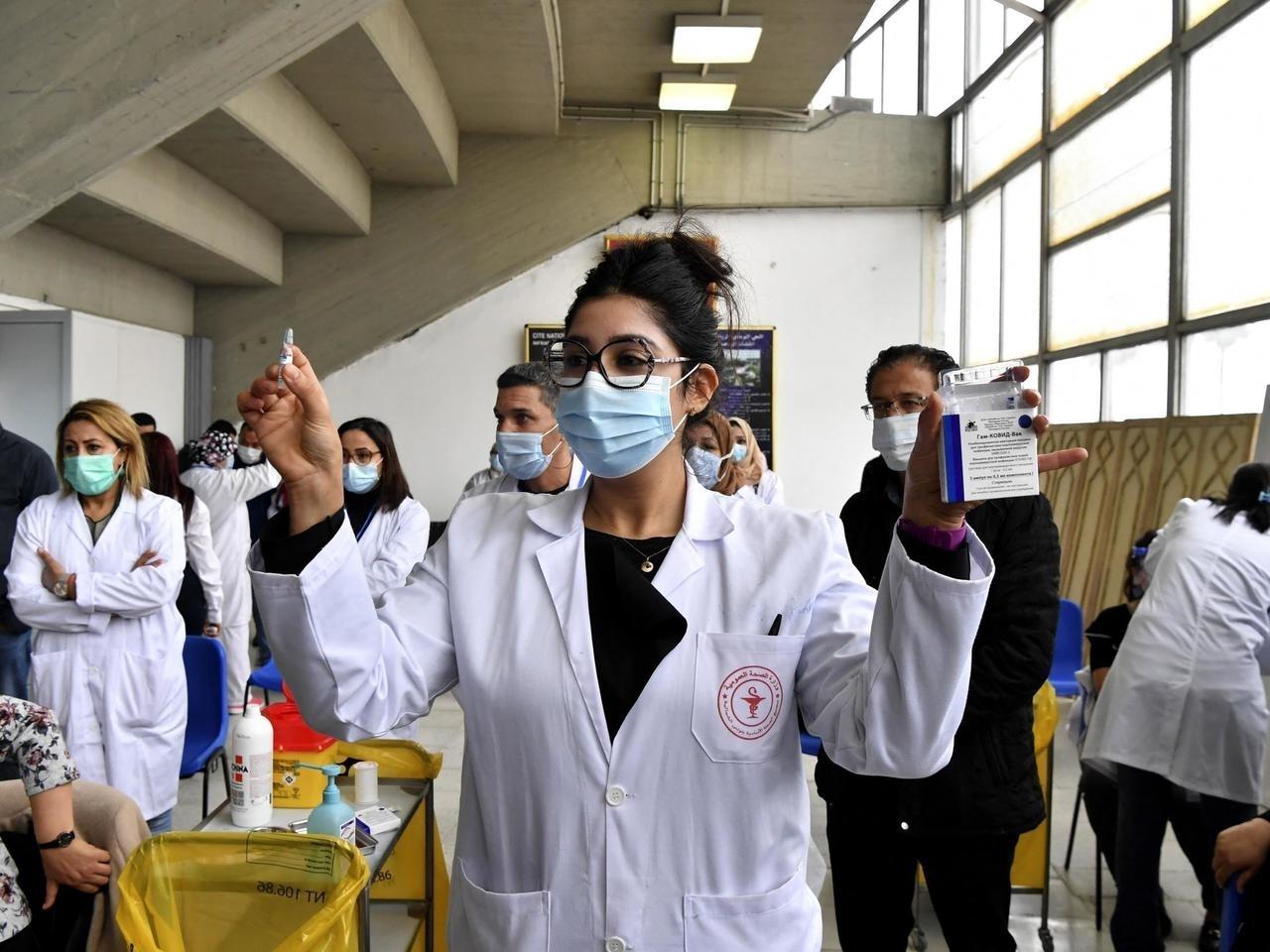 تونس تفرض الحجر الصحي الشامل على عدد من المناطق