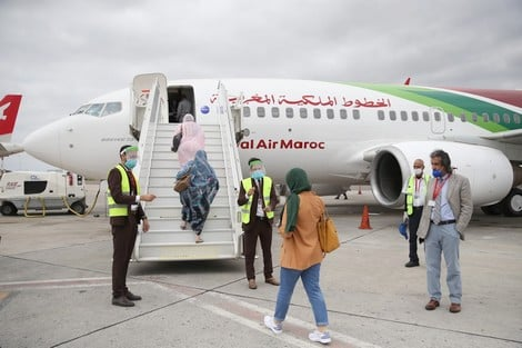"""""""لارام"""" تلغي حجوزات عدد من الرحلات المبرمجة بين المغرب وهذه الدولة"""