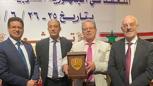 بحضور نقيب المحامين بالناظور.. سوريا تحتضن اجتماع المكتب الدائم لاتحاد المحامين العرب