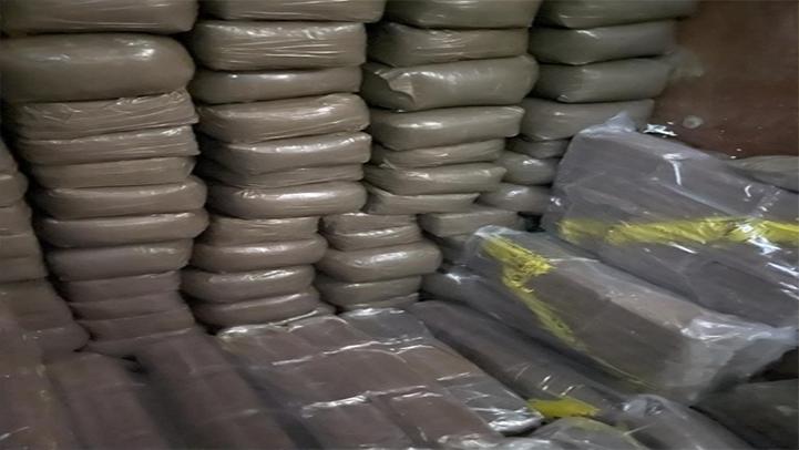 الشرطة القضائية بالناظور تفتح بحثا لتوقيف المتورطين في محاولة للتهريب الدولي للمخدرات