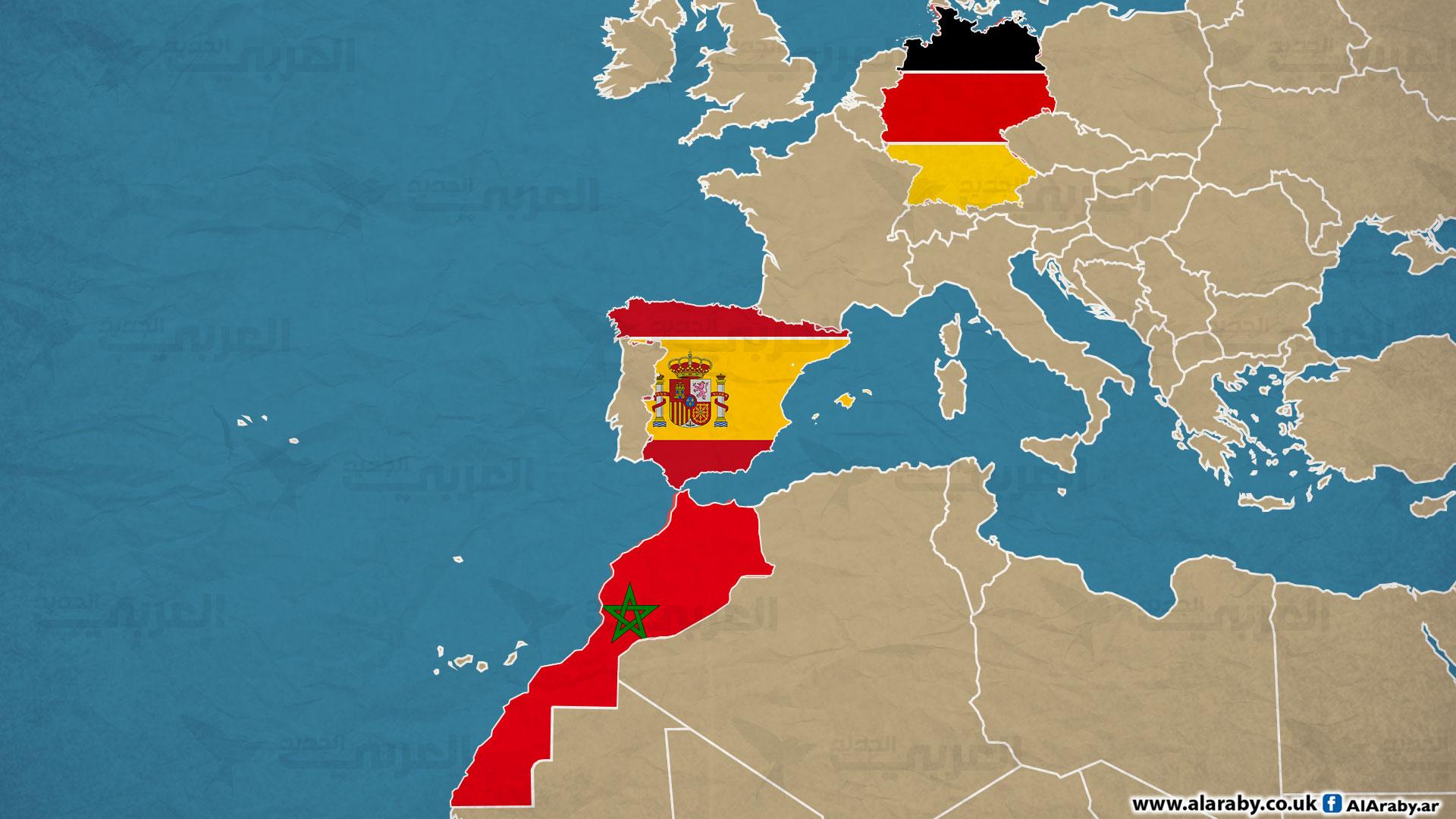 الاتحاد الأوروبي يدخل على خط توتر العلاقات الدبلوماسية بين المغرب مع إسبانيا وألمانيا