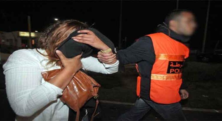 توقيف سيدة تدير وكرا للدعارة وسط مدينة الناظور