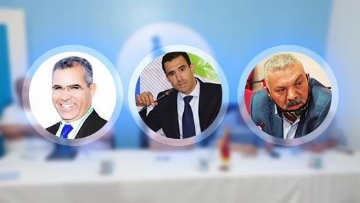 الأحرار يلتجؤون للاقتراع السري للاختيار بين توحتوح وفانة والقدوري لتمثيل الحزب في الانتخابات البرلمانية