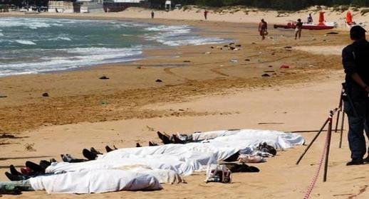 أرقام صادمة.. البحر يبتلع أزيد من 2000 مهاجر أثناء محاولة العبور إلى إسبانيا خلال 6 أشهر