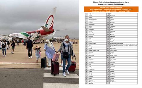 """خبر غير سار لأفراد الجالية.. المغرب يدرج دول أوروبية جديدة ضمن القائمة """"ب"""""""