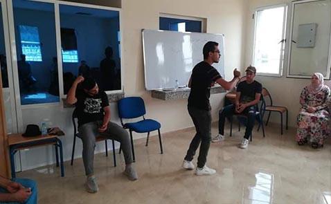 استعدادا لانطلاق المخيم.. دورة تكوينية من تنظيم جمعية أفراس للتنمية والبيئة والثقافة بتفرسيت