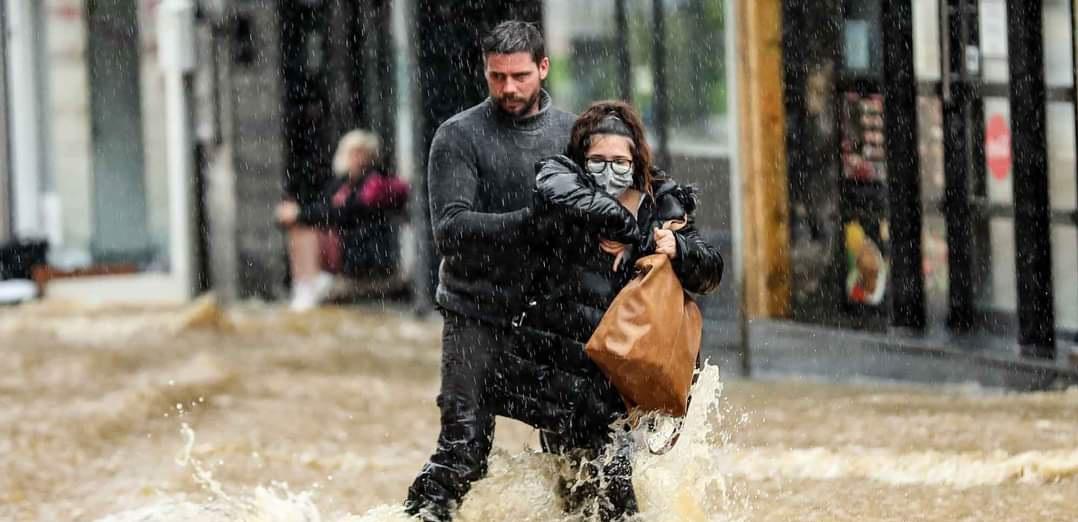 فيضانات ألمانيا ترفع عدد القتلى الى حصيلة كارثية