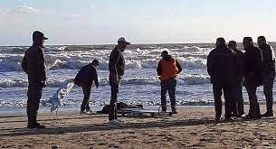 """شاطئ """"كيمادو"""" يلفظ جثة رجل مفصولة الرأس"""