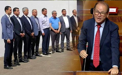 أخنوش يكشف أسماء وكلاء لوائح الانتخابات البرلمانية بجهة الشرق والبوكيلي على رأس لائحة إقليم الدريوش