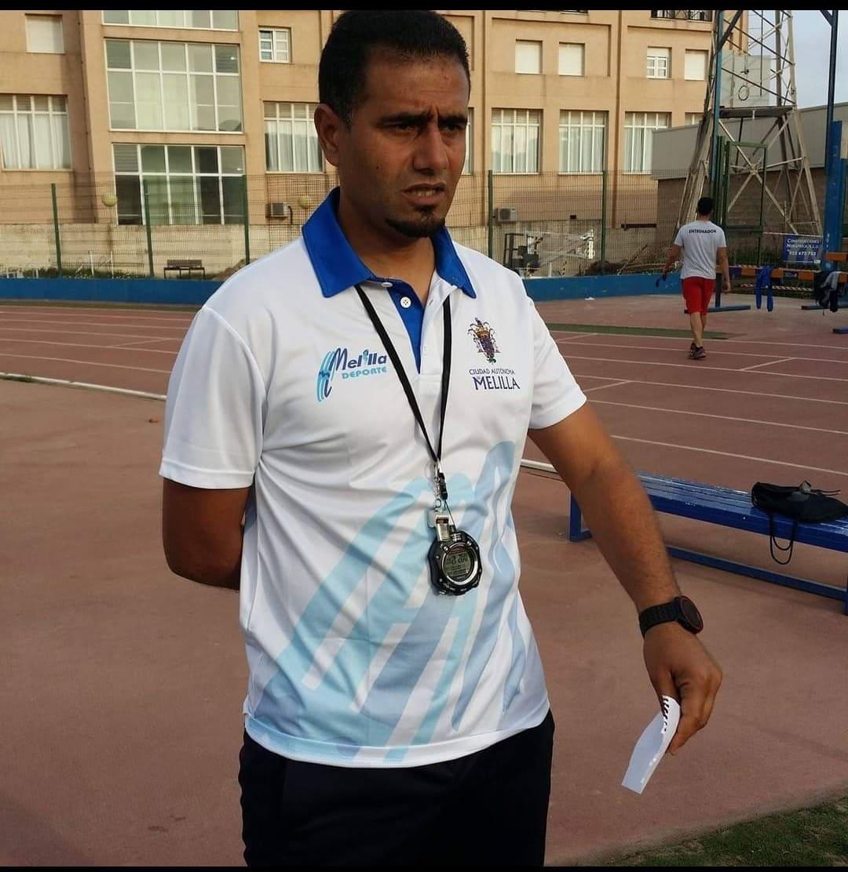 تكريم سليل مدينة الناظور نورالعين سبعي كأحسن مدرب لألعاب القوى  بمدينة مليلية