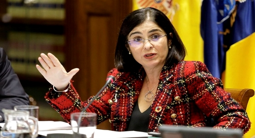 من بينها جرعة ثالثة.. وزيرة الصحة الإسبانية تكشف عن إجراءات جديدة لمواجهة فيروس كورونا