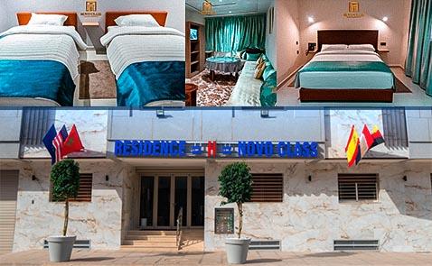 """افتتاح الوحدة الفندقية """"نوفو كلاص 2"""" بتجهيزات وتصميم عصري وبموقع إستراتيجي بالناظور"""