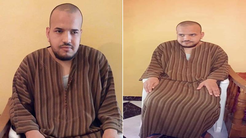 حالة إنسانية.. عبد العظيم محروم من حاسة البصر منذ صغره يناشد المحسنين من أجل مساعدته