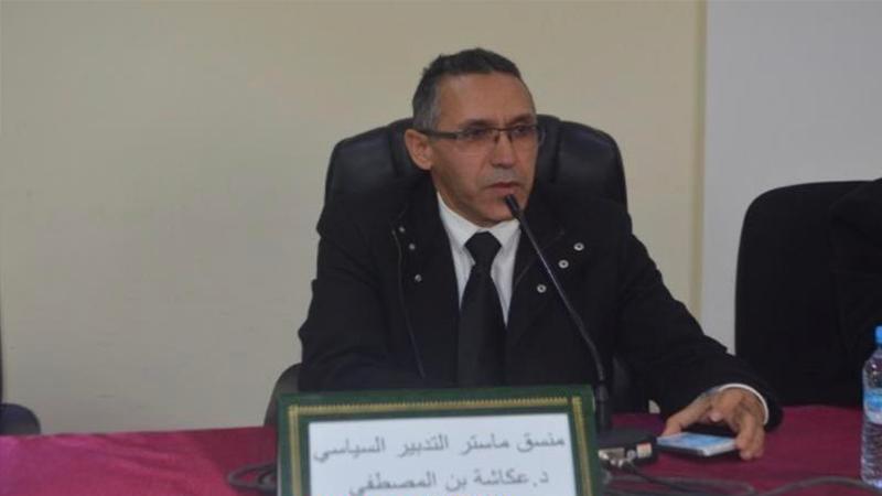 تهنئة إلى الملك محمد السادس من الأستاذ عكاشة بن المصطفى بمناسبة عيد العرش