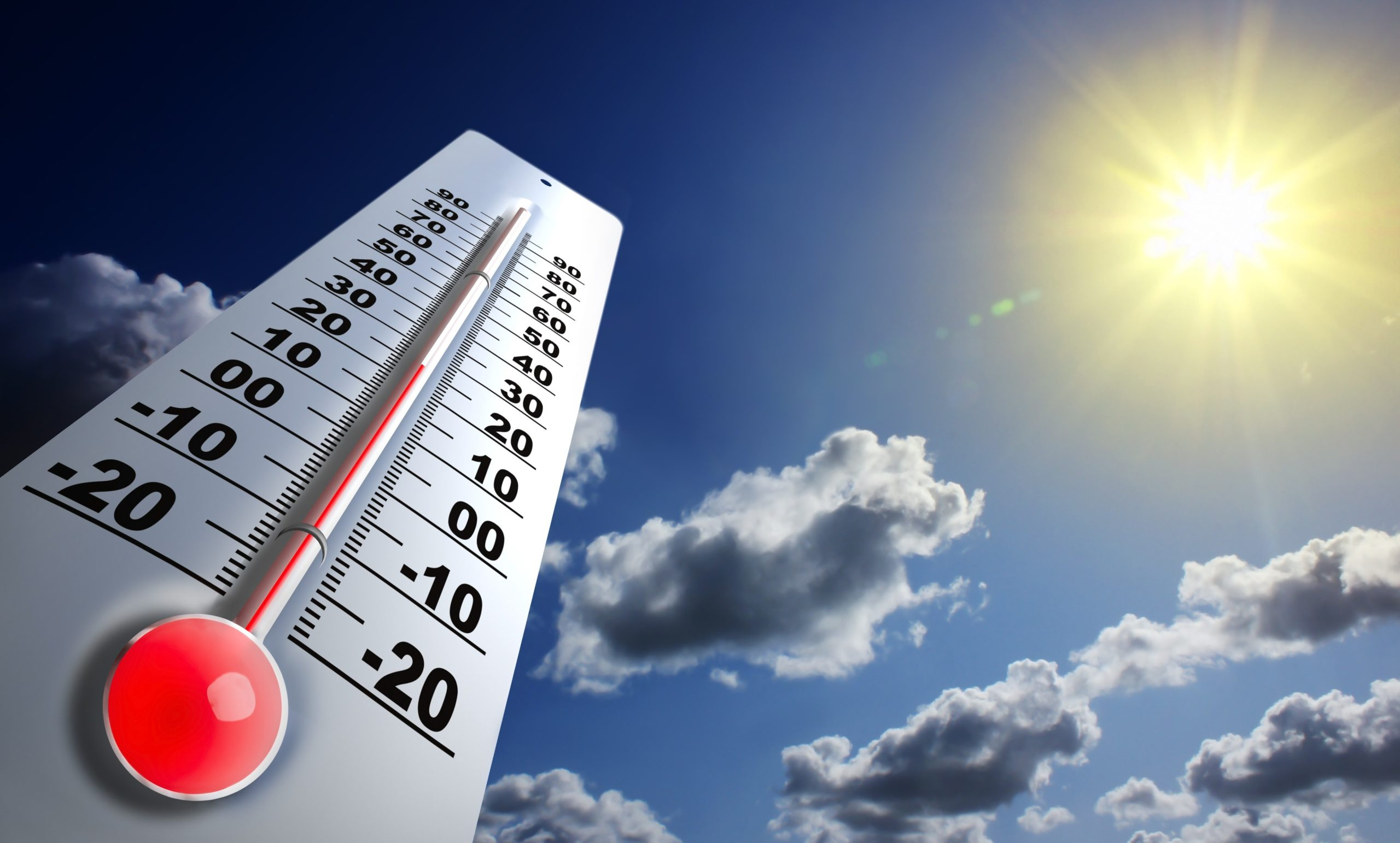 توقعات أحوال الطقس لليوم الإثنين