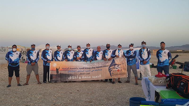 شاطئ المهندس بالناظور يستضيف مسابقة جهوية في رياضة السورفكاستينغ