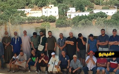 قرية بني حسان تستضيف لقاء تواصليا لطلحاويي العالم