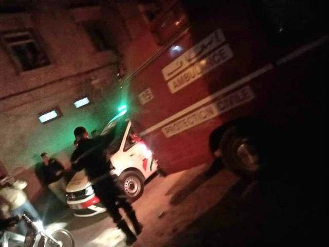 وفاة التاجر الذي تم حرقه وسط محله متأثرا بجروح خطيرة