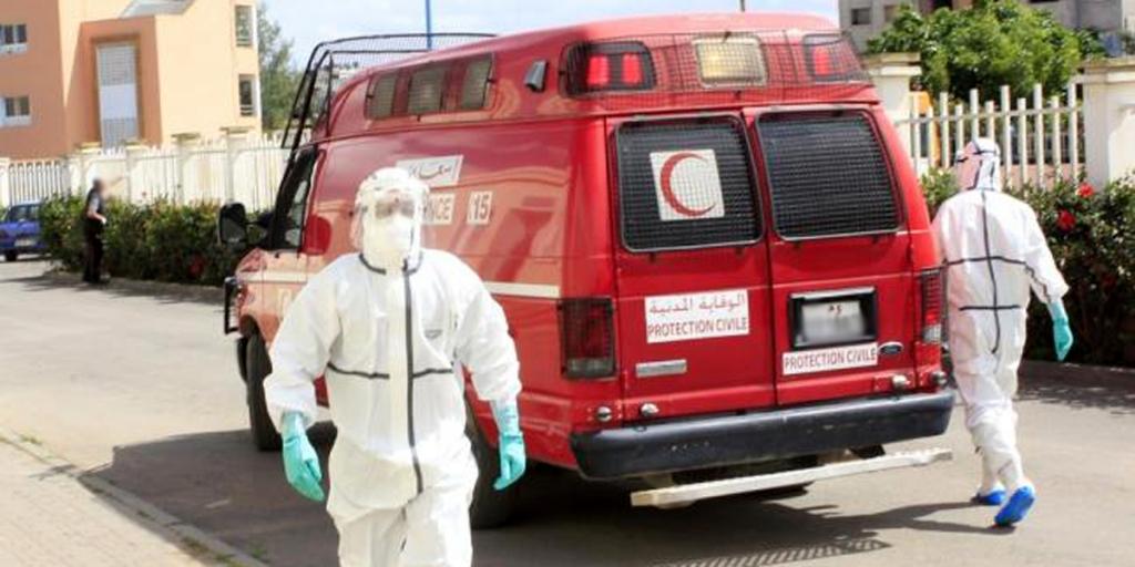 تسجيل 9778 إصابة جديدة و 105 وفاة بكورونا خلال 24 ساعة الأخيرة
