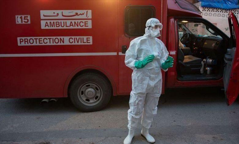 إقليم الدريوش يسجل 88 حالة إصابة جديدة بفيروس كورونا وحالة وفاة