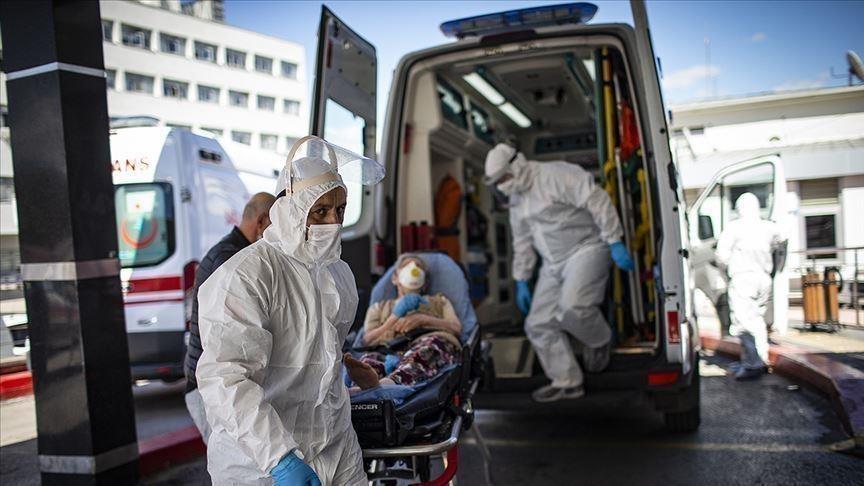 فيروس كورونا يحصد أرواح 84 شخصا في 24 ساعة