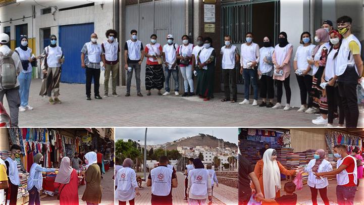 """جمعية ثسغناس تطلق حملة تحسيسية:"""" لنقاوم: كلنا مسؤولون ومسؤولات"""""""