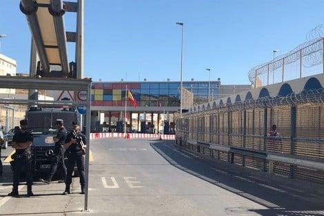 حقيقة فتح المعبر الحدودي باب مليلية المحتلة يوم الخميس المقبل