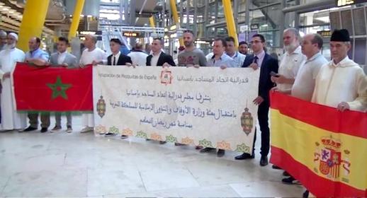 حزب إسباني يسعى لطرد أئمة مساجد من سبتة بدعوى خدمتهم للمغرب