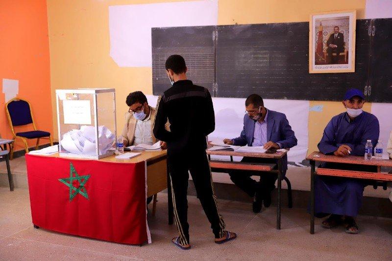 أقوضاض والطيبي والطاهري يتنافسون على المقعد البرلماني الرابع