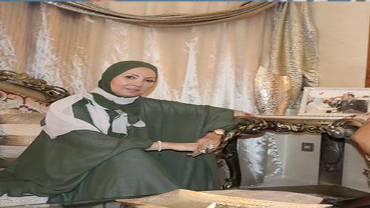إبنة مدينة الناظور فريدة خينتي تظفر بمقعد برلماني عن الجهة الشرقية