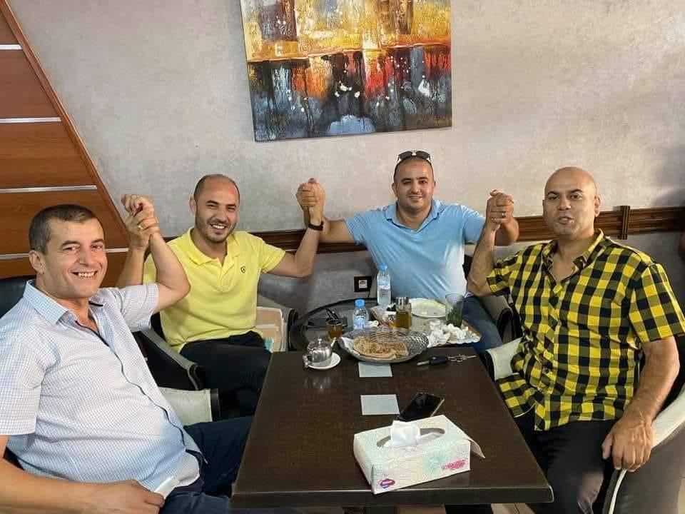 أحمد الأزعر يلتحق رسميا بتحالف سليمان أزواغ