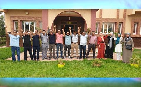 المحمودي يضمن أغلبية مريحة و يؤسس مجلس جماعة  بني وكيل اولاد امحند يؤكد بأن الباب مفتوح في وجه للجميع