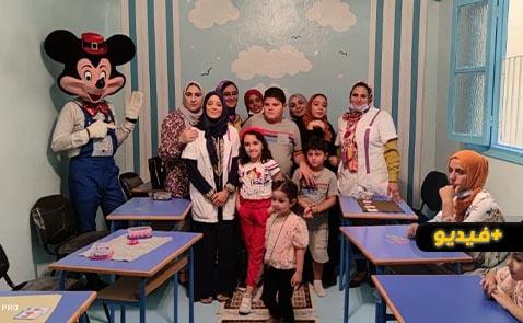 افتتاح مركز أكاديمية لمياء لدعم الطفل التوحدي وتطوير المهارات الحسية الحركية وتأهيل الأمهات
