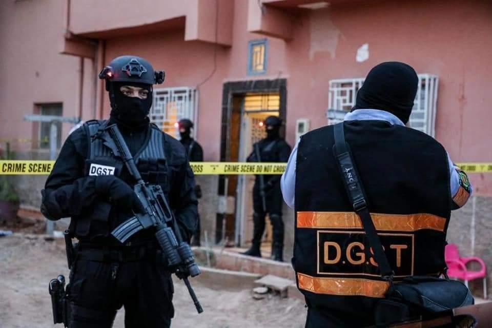 تفكيك خلية إرهابية موالية لتنظيم (داعش) تضم ثلاثة أشخاص متشبعين بالفكر المتطرف