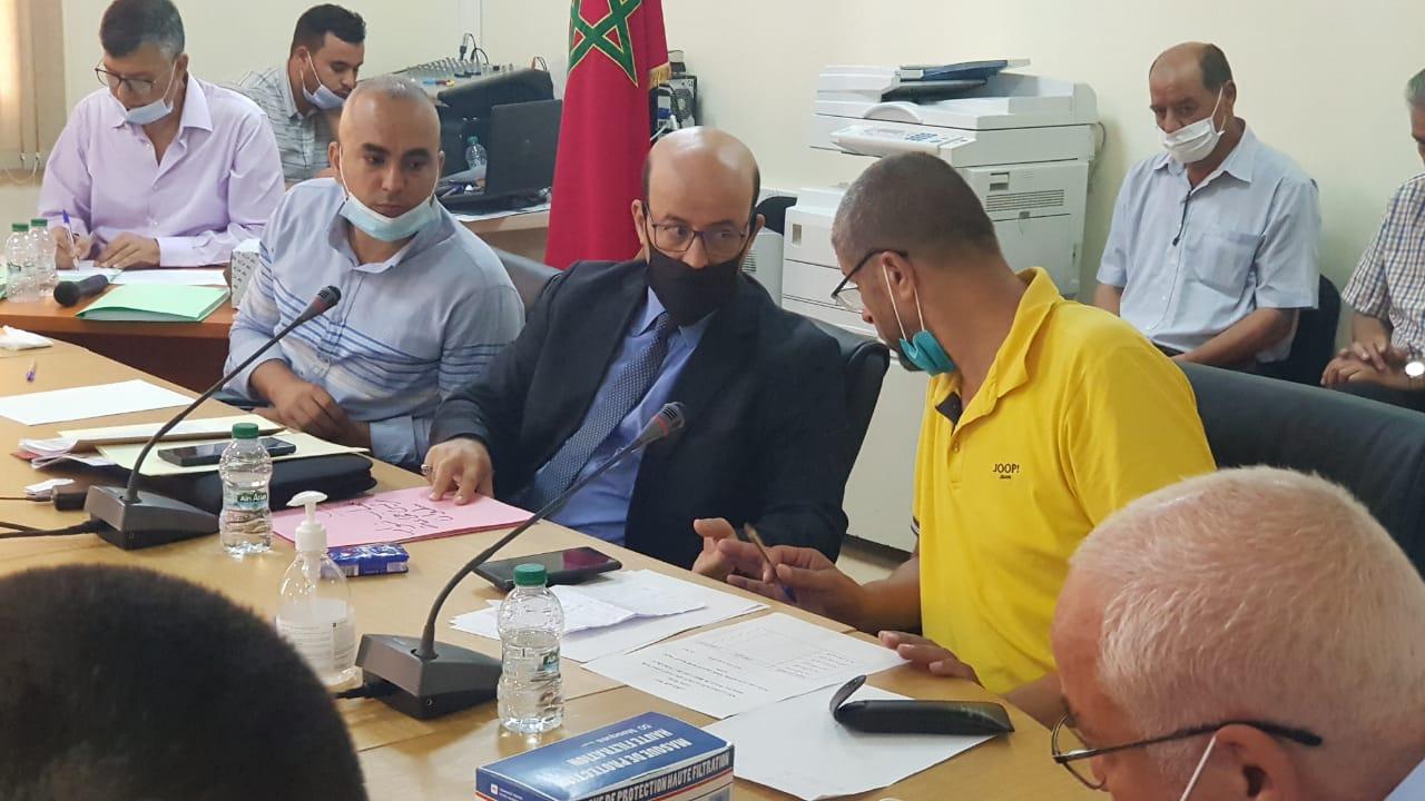 انتخاب جمال الحمزاوي رئيسا لجماعة سلوان