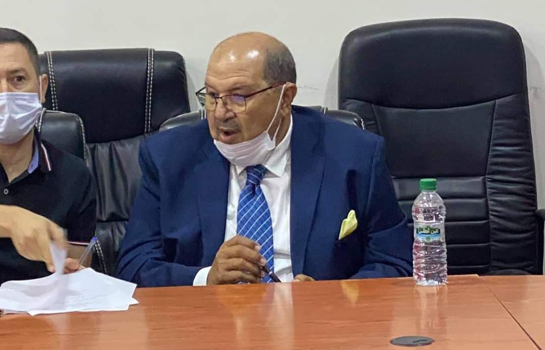انتخاب محمد ابو السعود رئيسا لجماعة العروي